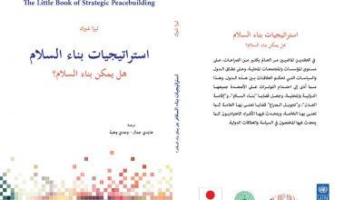 Photo of استراتيجيات بناء السلام