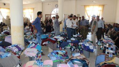 Photo of جمعية الامل العراقية في كركوك تقوم بتوزيع المساعدات في قضائي الحويجة وداقوق والقرى المحيطة بهما