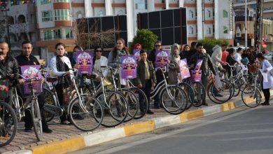 Photo of قيادة الدراجات الهوائية في كركوك ضمن حملة معا ضد الانتحار في كركوك