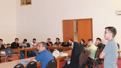 Photo of ورشة تدريبية حول الأمن الرقمي في النجف