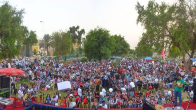 Photo of مهرجان شبابي للفرح والتحدي في يوم السلام العالمي