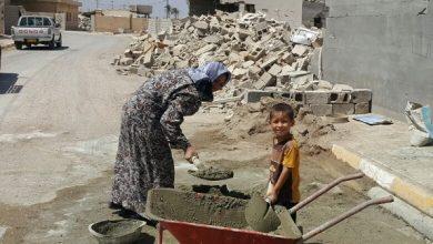 Photo of انتهاء المسح الميداني لمشروع تعزيز فرص النساء المتضررات من النزاع في العراق في محافظة كركوك