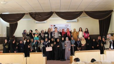 Photo of إقامة خمس ندوات في كركوك ضمن مشروع نساء ضد العنف