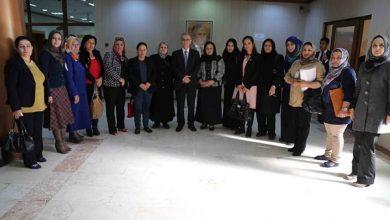 Photo of نشاطات جمعية الامل في كركوك ضمن حملة 16 يوم لأنهاء العنف ضد المرأة