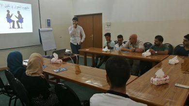 Photo of جمعية الامل في النجف تقوم بالتدريب الصيفي لطلبة قسم المجتمع المدني في جامعة الكوفة